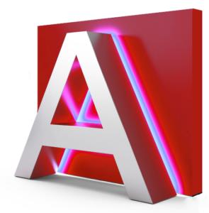 letter-contour-lighting