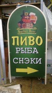 стритлайн для магазина разливного пива