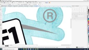 подготовка макета для печати стикера