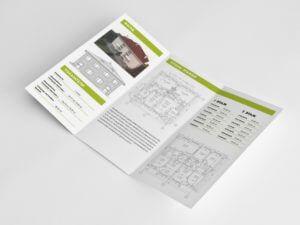 Методы печати лифлетов