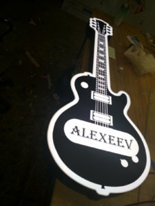 Оригинальный подарок гитаристу